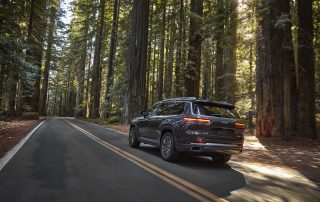All-new 2021 Jeep® Grand Cherokee L Summit Reserve