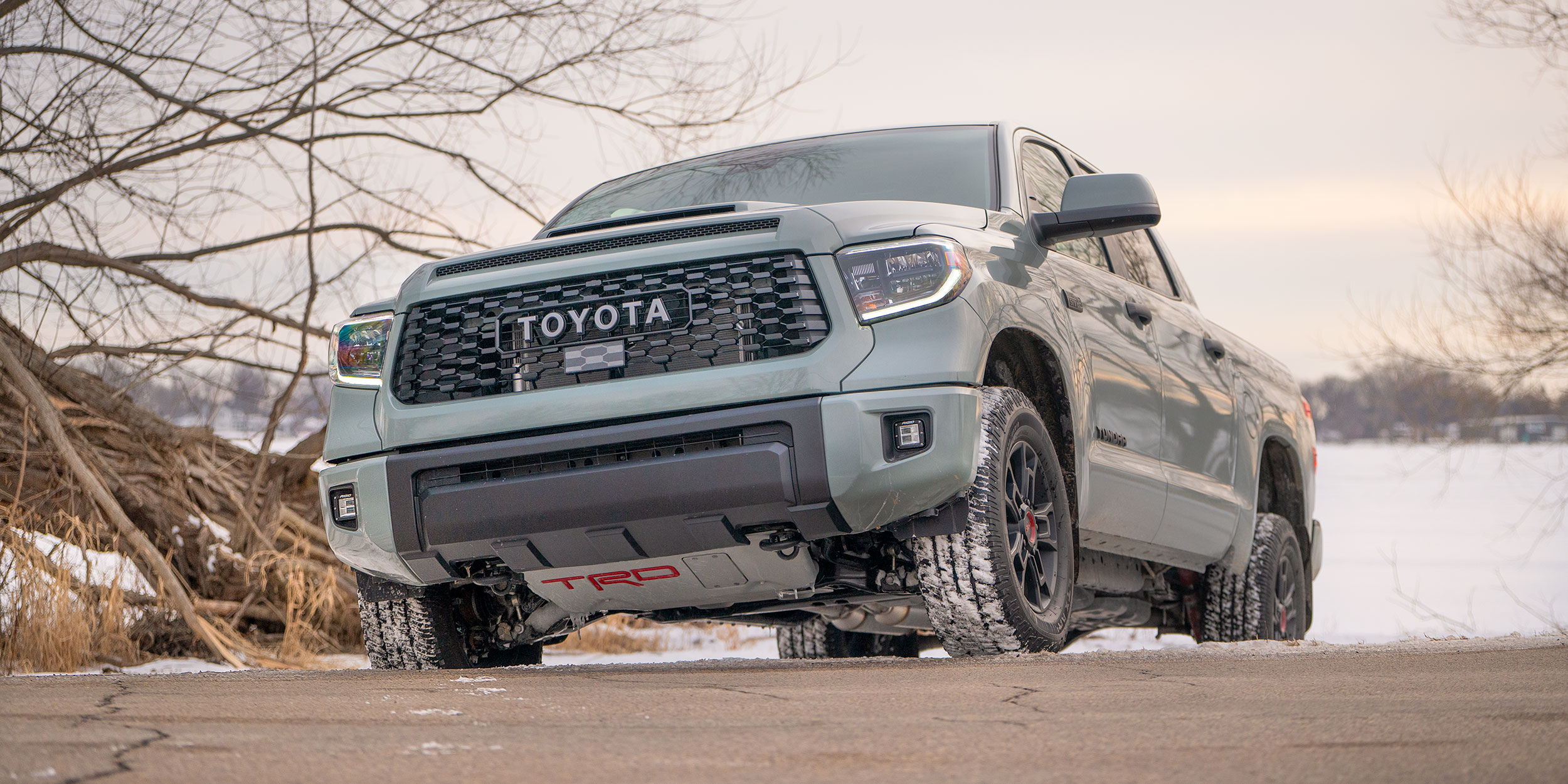 2021 Toyota Tundra TRD Pro CrewMax: A Serious Truck