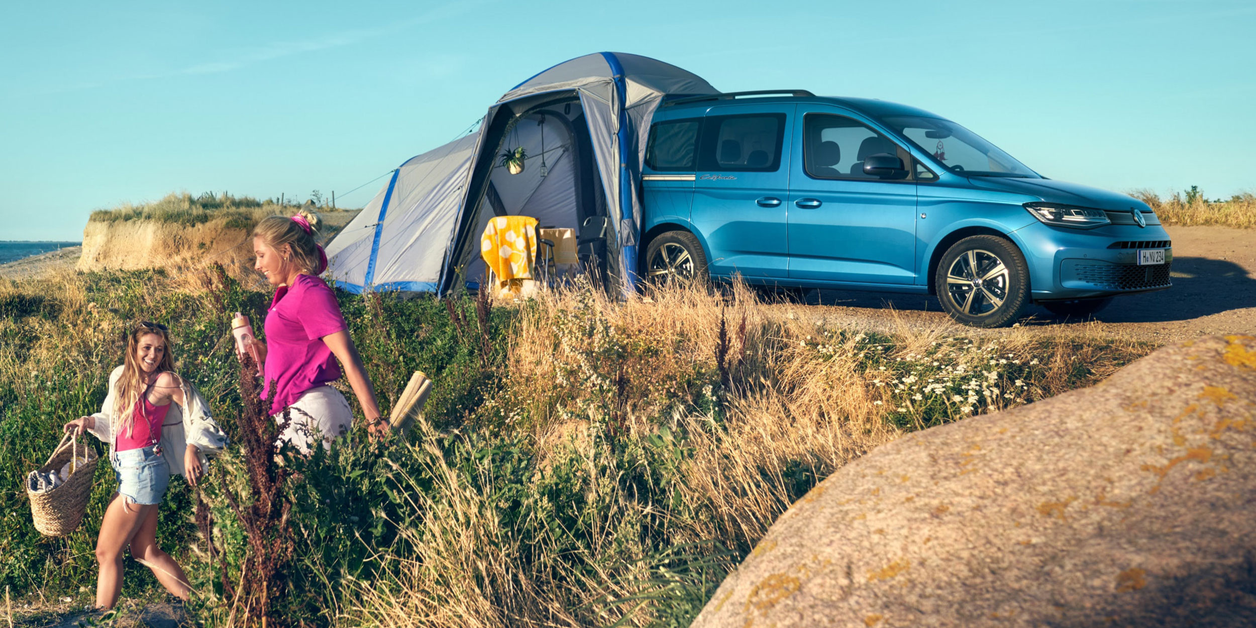 Pricing announced for new Volkswagen Caddy California